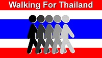 Walking For Thailand